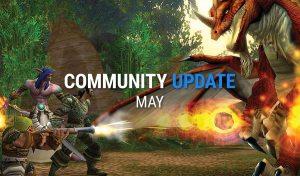 community update may classic wow beta