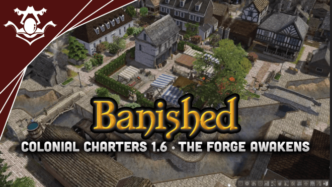 Banished Colonial Charter