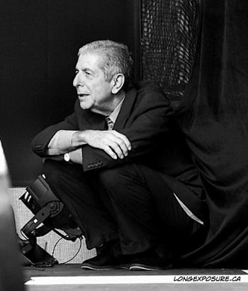 Leonard Cohen quebecois