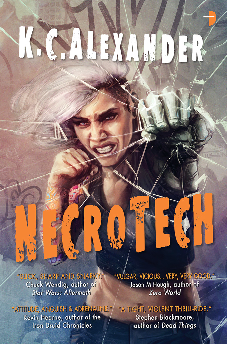 Image result for necrotech