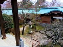 Negoroji temple grounds.