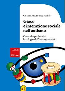 Book Cover: Gioco e interazione sociale nell'autismo