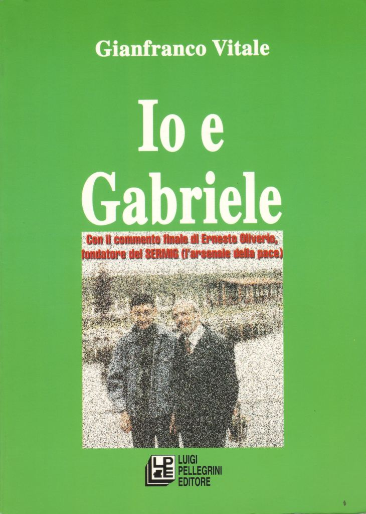 Book Cover: Io e Gabriele