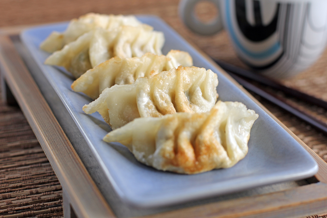 Gyoza Japanese Food Recipe