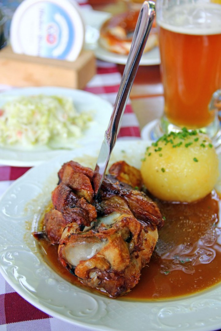 Germany Schweinshaxe