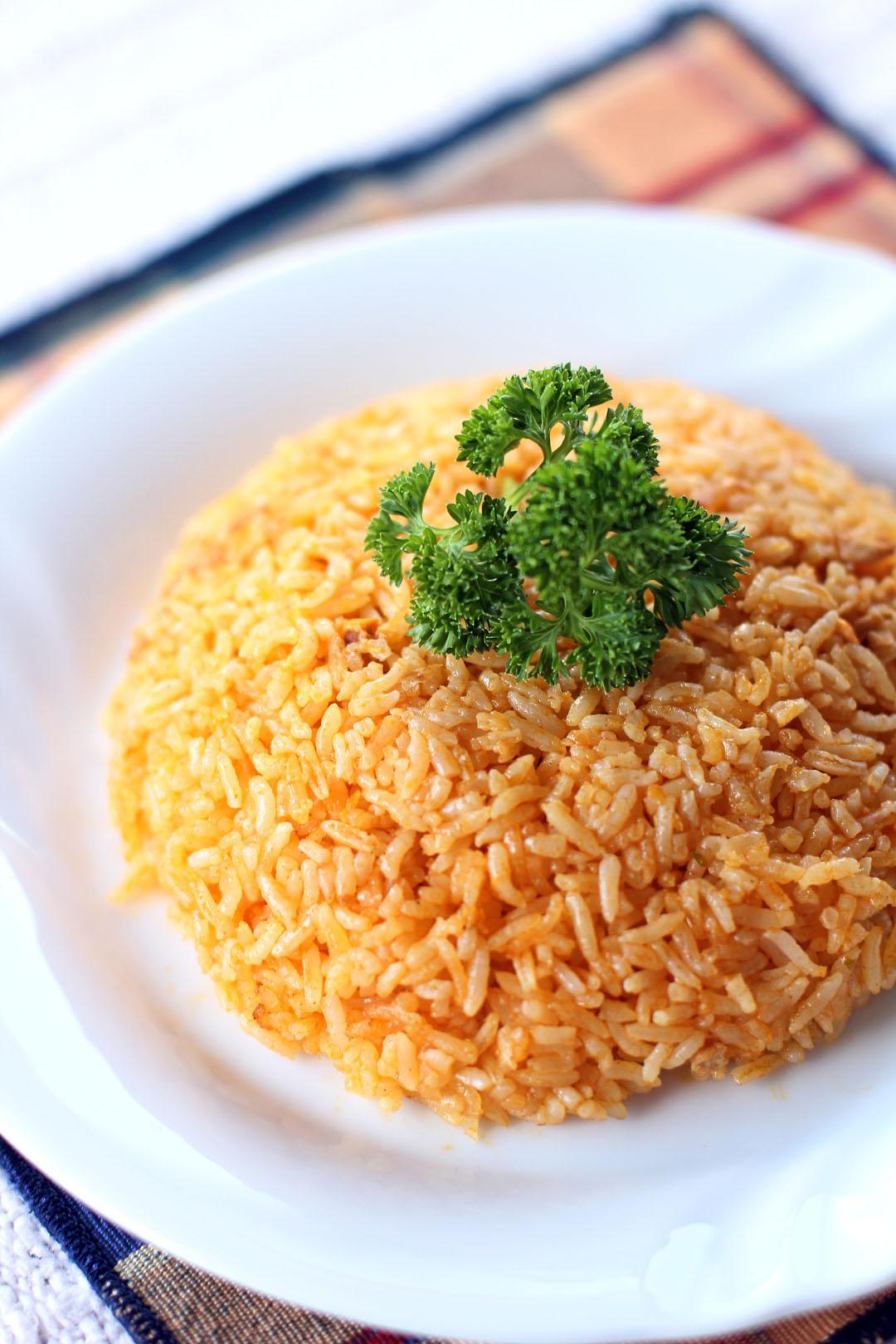 how to make java rice