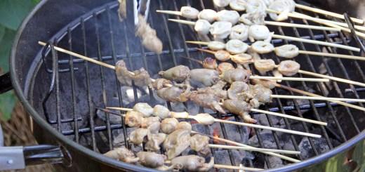 Isaw Filipino Street Food Recipe