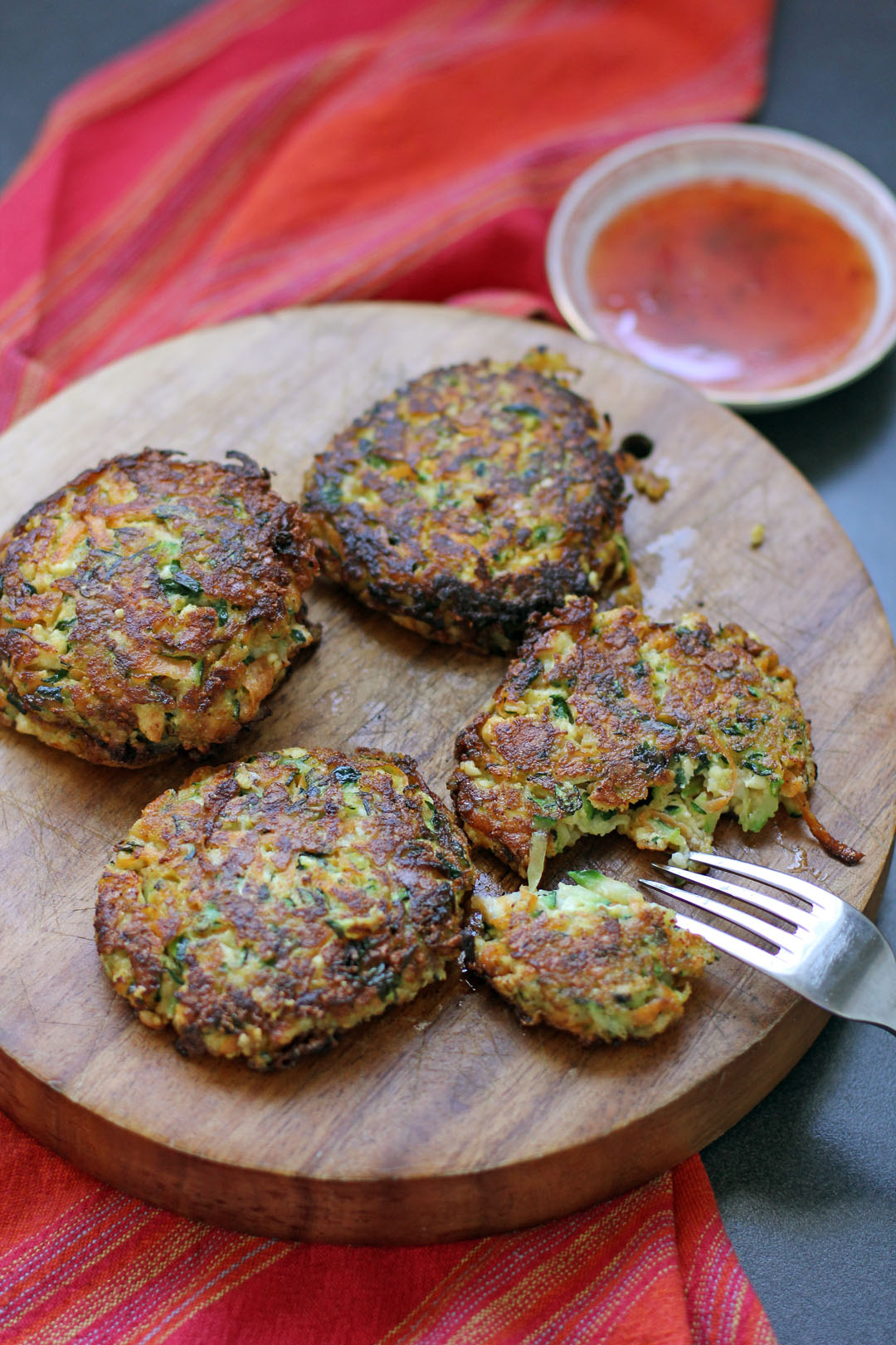 Other Cheese Courgette Herb Cake
