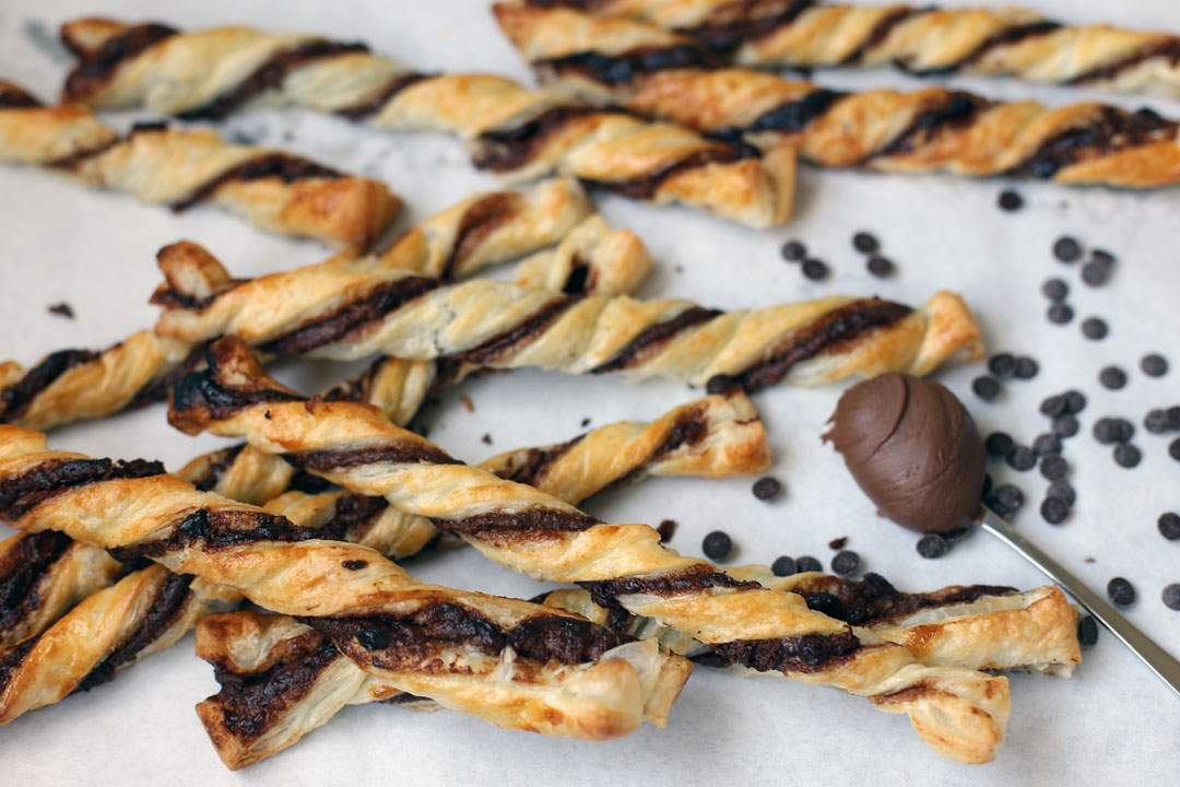Chocolate Danish Twist Recipe