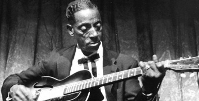 Fred McDowell, 1904-1972