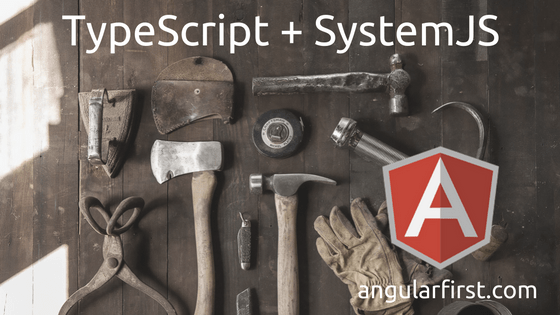 TypeScript and SystemJS header