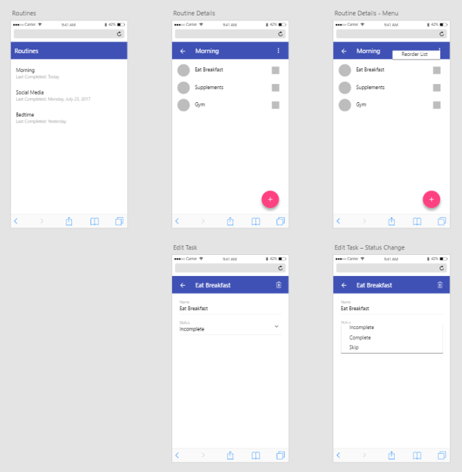 Prototyping with Adobe XD and Angular Material | Angular First