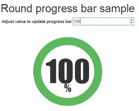 Progress Bar Component For Angular And Ionic | Angular Script