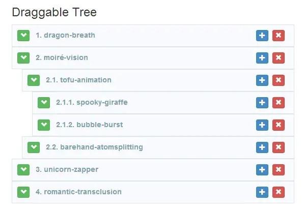 Drag and Drop Tree Component - Angular UI Tree | Angular Script