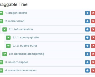 Angular UI Tree