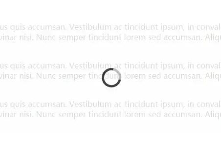 AngularJS Based Loading Spinner & Overlay | Angular Script