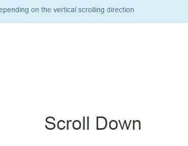 ScrollToggle