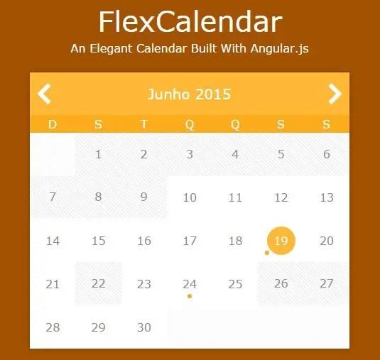 FlexCalendar
