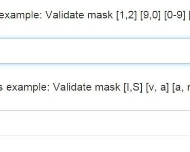 Angular Multi-pattern Mask Directive