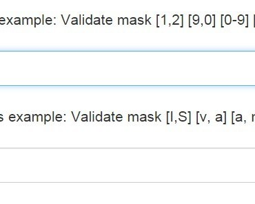 Currency Mask Module For Angular 4+ | Angular Script