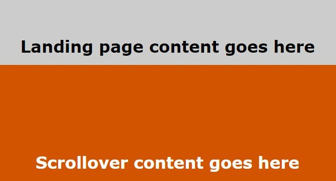 Angular Directive For Fullpage Scrollover