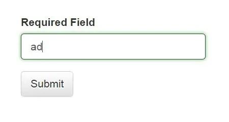 Angular Fom Validator Required Filed