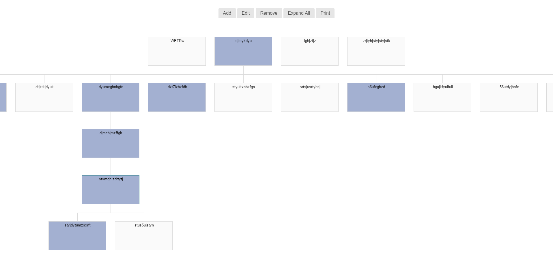 Hierarchical Tree Diagram With Angularjs Angular Script