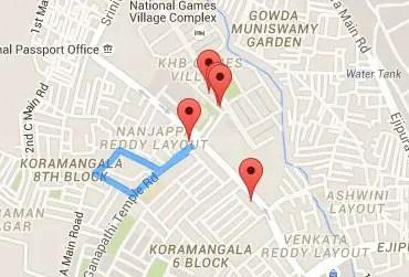 Angular Google Maps Direction Service