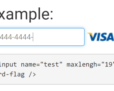 Credit Card Flag Directive For AngularJS