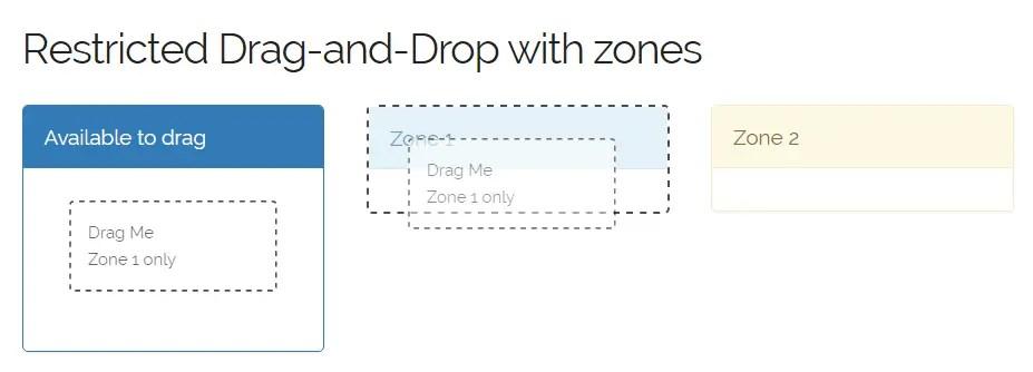 Angular 2 Drag And Drop Module