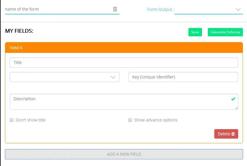 Schema Form Builder For Angularjs Angular Script