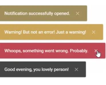 angular-notifier