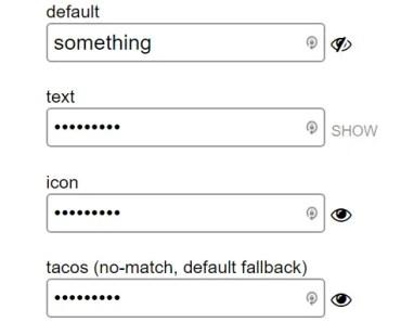 Show Hide Password In Angular