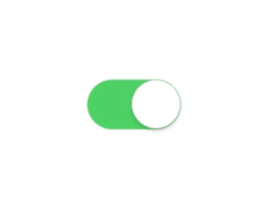iOS inspired Toggle Switch For Angular