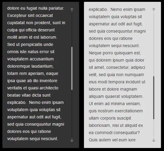Angular 2 Malihu Custom Scrollbar Component