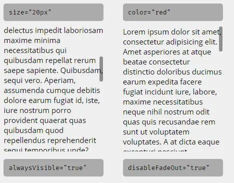 Customizable slimScroll Directive For Angular 2 | Angular Script