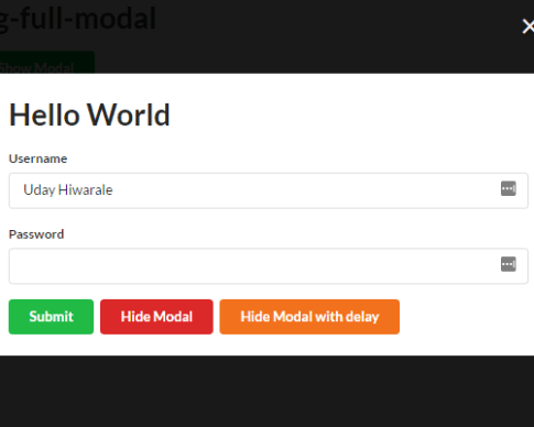 Latest Free AngularJS Components, Directives And Modules