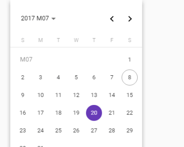 Material2 Datetime Picker For Angular 2+