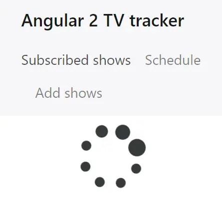 Angular 4+ Async Cache Module