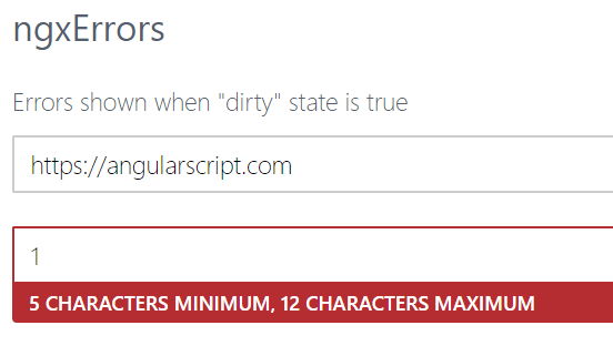 ngx-errors