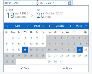 Angular 2 4+ Datetime Picker Component