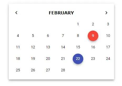 xunk-calendar