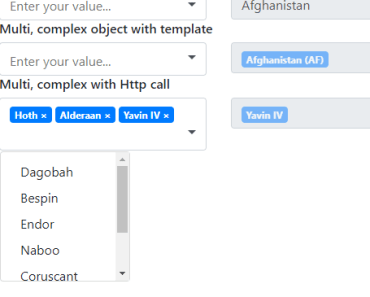 Multi-select Dropdown Component For Angular 6+ - ngx-typeahead-min
