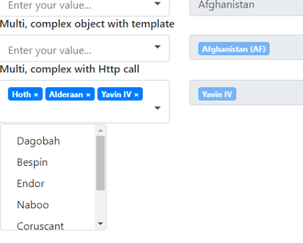 Making Your Items Selectable with Angular Multiple Selection Module