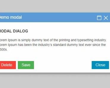 Resizable and Draggable Modal For Angular 5+-min