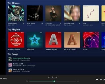 PWA Apple Music Web Player With Angular
