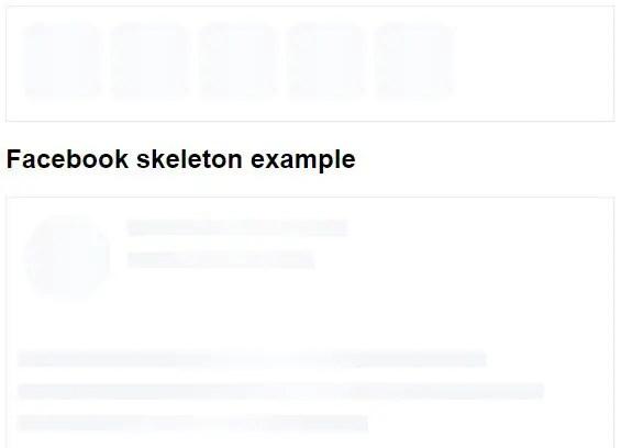 Beautiful Animated Skeleton Loader For Angular