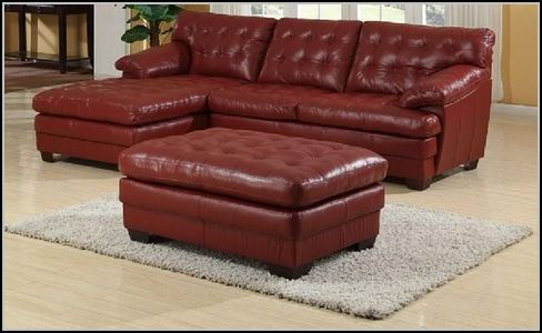 Brown Leather Sectional Sofa Decorating Ideas
