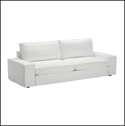 Ikea Sofa Bed White