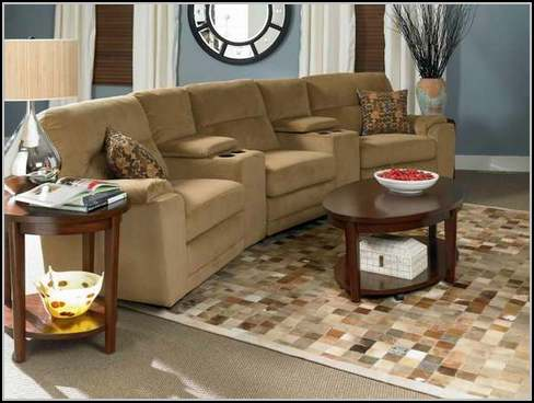 Modern Small Sectional Sofa